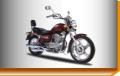 Motocicleta Chopera Indiana 256