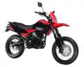 Motocicleta Motard 200