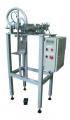 Envasadora semiautomática a pistón para liquidos y viscosos