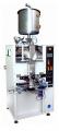 Envasadora vertical automática Modelo SENIOR EVS3  con dosificador a pistón para productos viscosos
