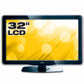 LCD PHILIPS 32PFL3405 HD con Crystal Clear