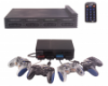Multiplayr multitap consola station 2PS2 4 juegos