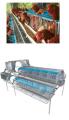 Sistemas modulares de jaulas de plástico para gallinas ponedoras