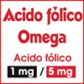 Línea Ginecológica - Ácido Fólico Omega®