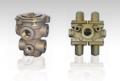 Válvulas de freno neumático