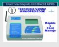 Electrocardiógrafo de 12 derivaciones simultáneas