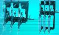 Seccionadores tripolares de corte bajo carga,  uso interior, series LPV 17,5-24 -36 kV - 400-630 A