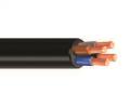 Cable de potencia para baja tension en pvc