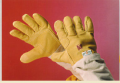 Protective gloves for beekeepers