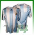Camiseta argentina 2008-2009