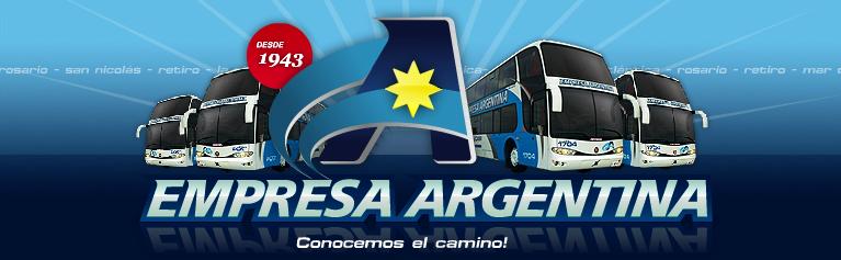 Empresa Argentina, Compañía, Rosario