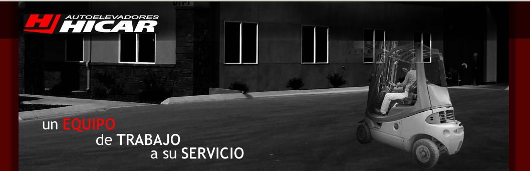 Autoelevadores Hicar, Empresa, Buenos Aires