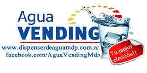 AGUA VENDING MDP Dispenser de agua, Empresa, Buenos Aires