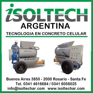 Concreto Celular Srl, Rosario