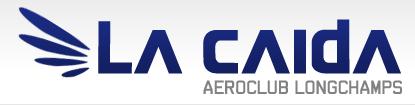 Aero Longchamps, Compañia, Longchamps