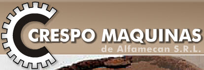 Crespo Maquinas de Alfamecan, S.R.L., Villa Martelli