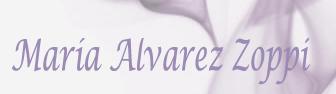 María Alvarez Zoppi, Compañia,