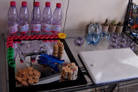 Pedido Reciclaje de Plástico