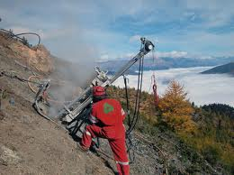 Order Blasting and drilling operations
