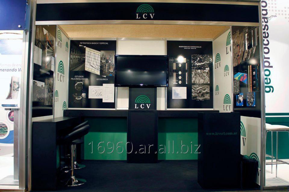 Pedido Diseño Stand para LCV