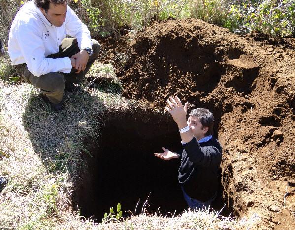 Pedido Estudio de suelos para fundaciones