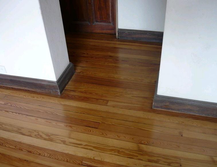 Pedido Pulido de piso