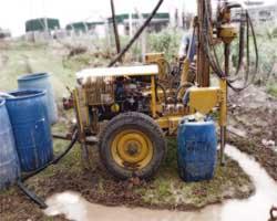 Pedido Monitoreo de aguas subterráneas