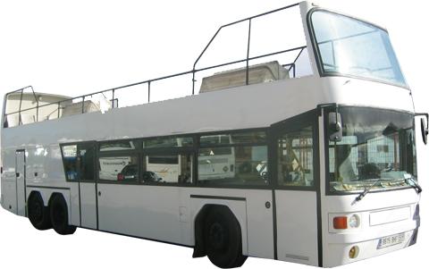 Pedido Excursiones en autobús