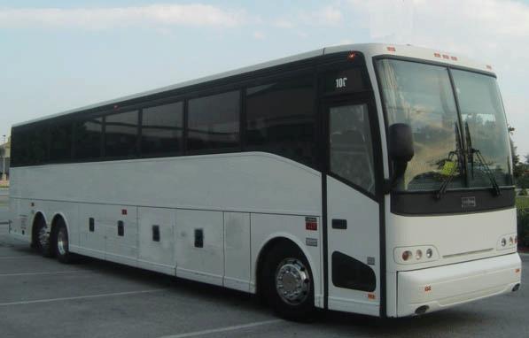 Pedido Viajes en autobús