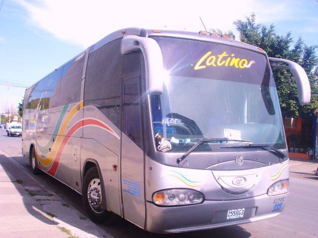 Pedido Viajes en autobuses cómodos