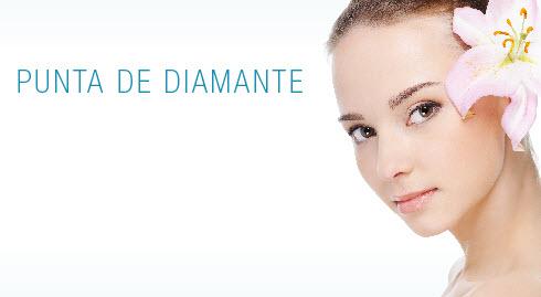 Pedido Tratamiento facial con punta de diamante
