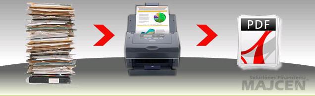 Pedido Digitalización de Documentos