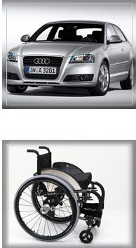 Pedido Autos para discapacitados