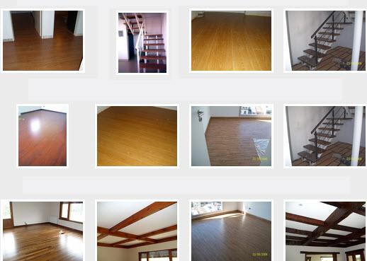 Pedido Cielorrasos, pisos y escaleras