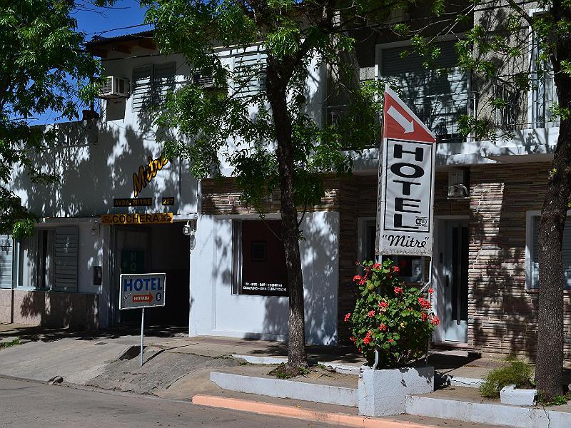 Pedido Hotel Mitre de Chivilcoy- Av. Mitre 227- Chivilcoy -Bs As.
