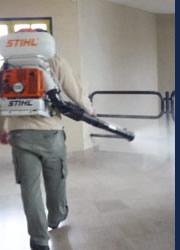 Pedido Servicio profesional de control de plagas y vectores