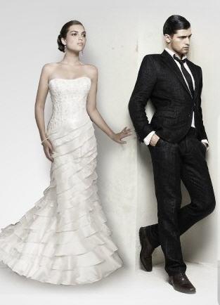 Pedido Alquiler de vestido de boda