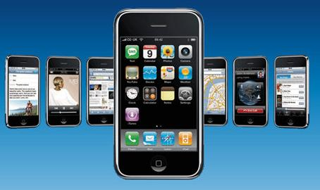 Pedido Aplicaciones Móviles para Iphone y Blackberry