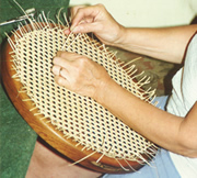 Order Production of rattan furniture