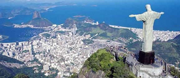 Pedido Tour Brasil. Rio de Janeiro