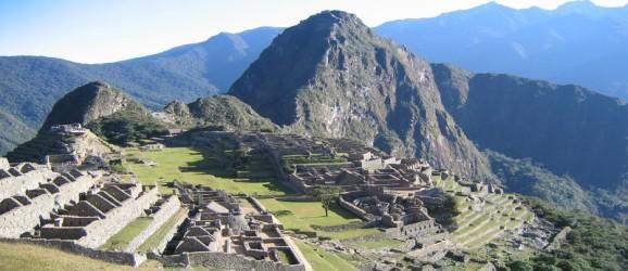Pedido Tour Machu Picchu