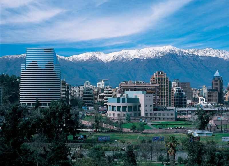 Pedido Tour Santiago de Chile