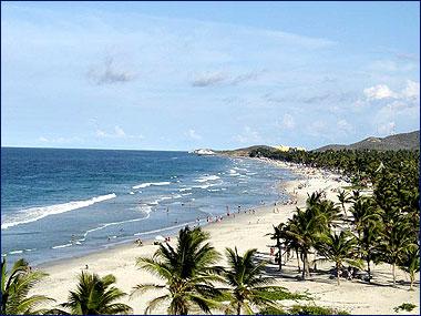 Pedido Tour Isla Margarita