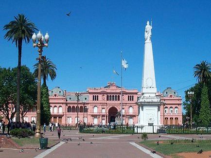 Pedido Tour Buenos Aires