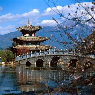 Pedido Tour China