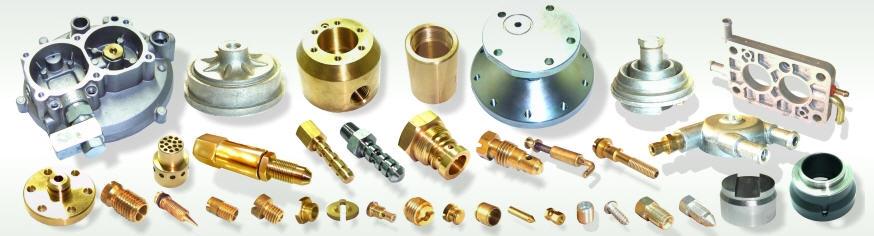 Pedido Mecanizados CNC