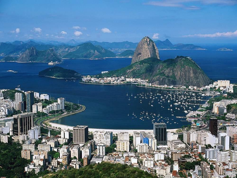 Pedido Tour Rio de Janeiro