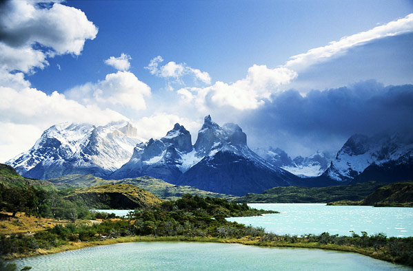 Pedido Tour Chile