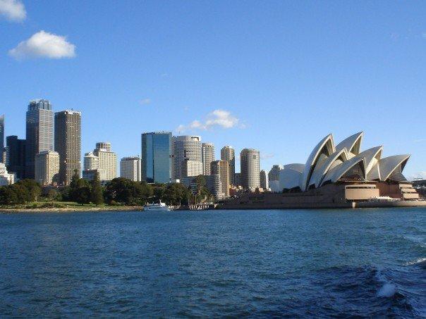 Pedido Tour Australia