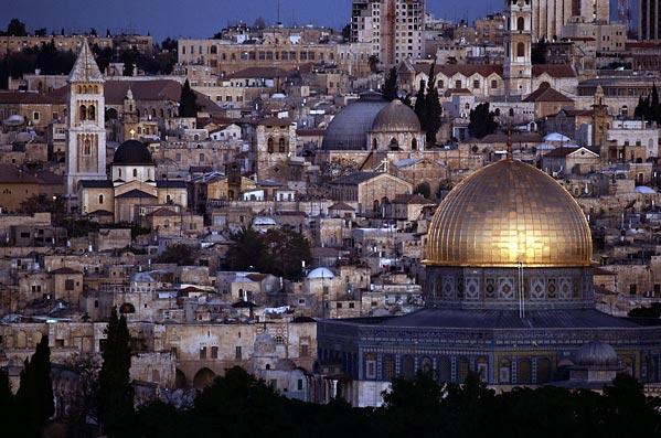Pedido Tour Israel